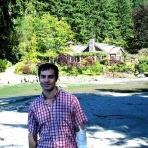 Vic at Vashon
