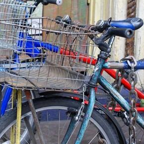 Delivery Bikes: New York City