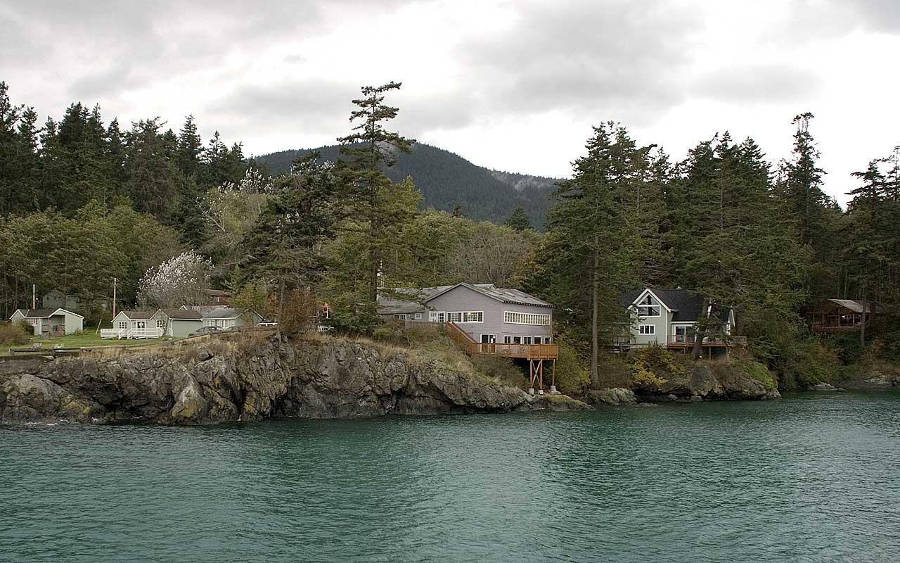 Off-Season on Orcas Island – Knox Gardner