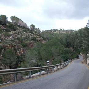 Highway 395 Israel