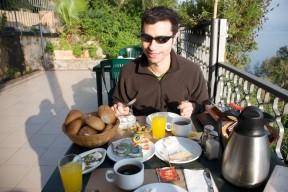 Israeli Breakfast YMCA Galilee