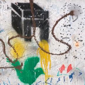 Kaabe of Mecca Stencil Jerusalem