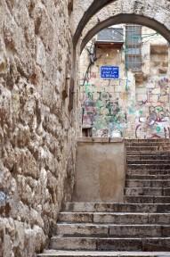 Graffiti in Jersualem