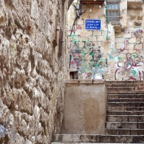 Graffiti in Jersualem