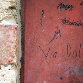 Via Dolorosa Graffiti Jerusalem