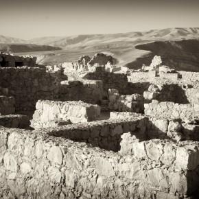 Ruins Masada