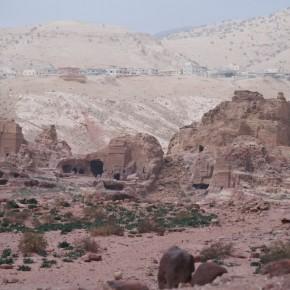 Petra Jordan Wadi Musi