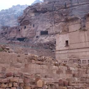 Qasr al-Blint Petra Jordan