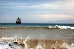 Beach at Eilat