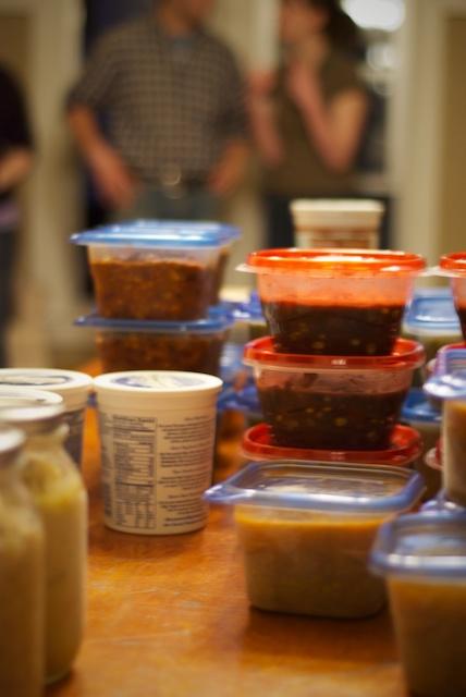Central District Seattle Soup Swap 2010