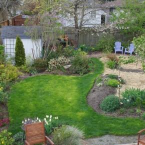 Late Spring Garden