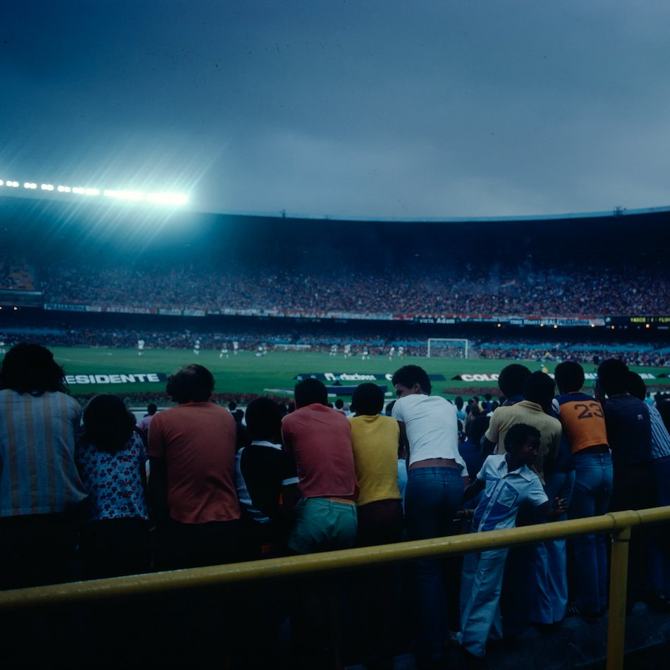 Brazil Soccer Stadium circa 1983-85