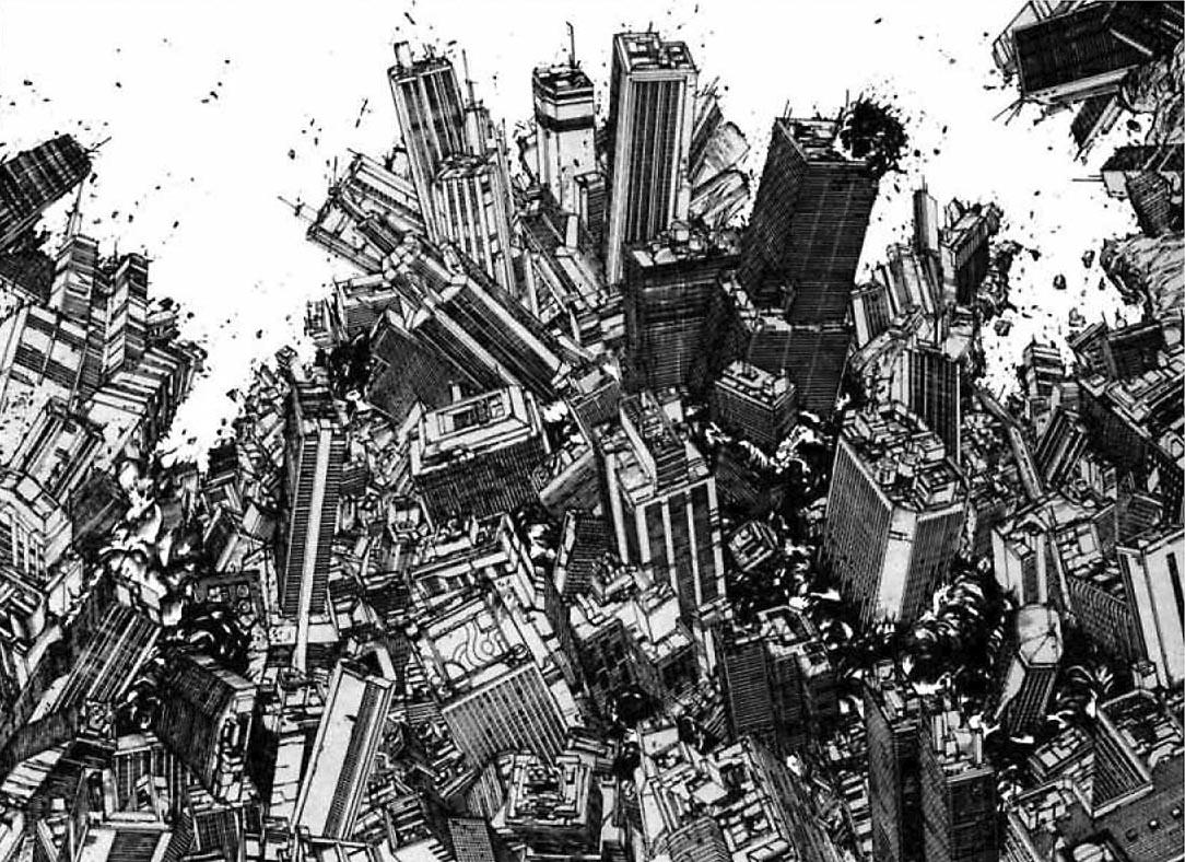 Akira by Katshhiro Otomo