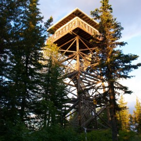 Bald Mountain Fire Lookout