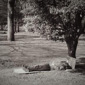Homeless Man, Tokyo