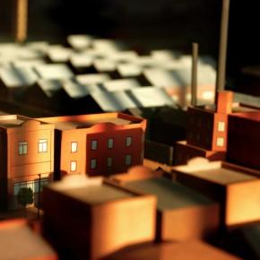 Miniature of Tokyo before the Quake