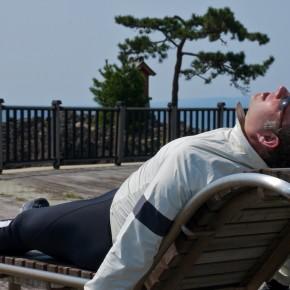 Taking Sun, Not Resting