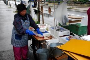 Fish Monger, Wajima