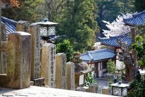 Steps to Sangatsu-do