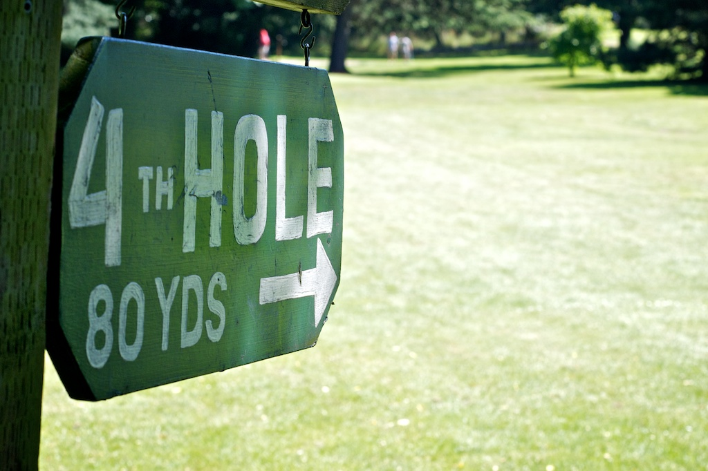 Green Lake Golf Course