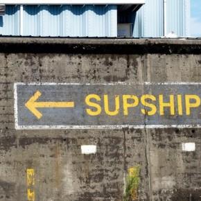 Supship Harbor Island