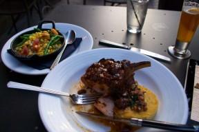 Dinner at FireLake Grill