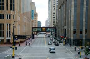 Minneapolis Street Scene