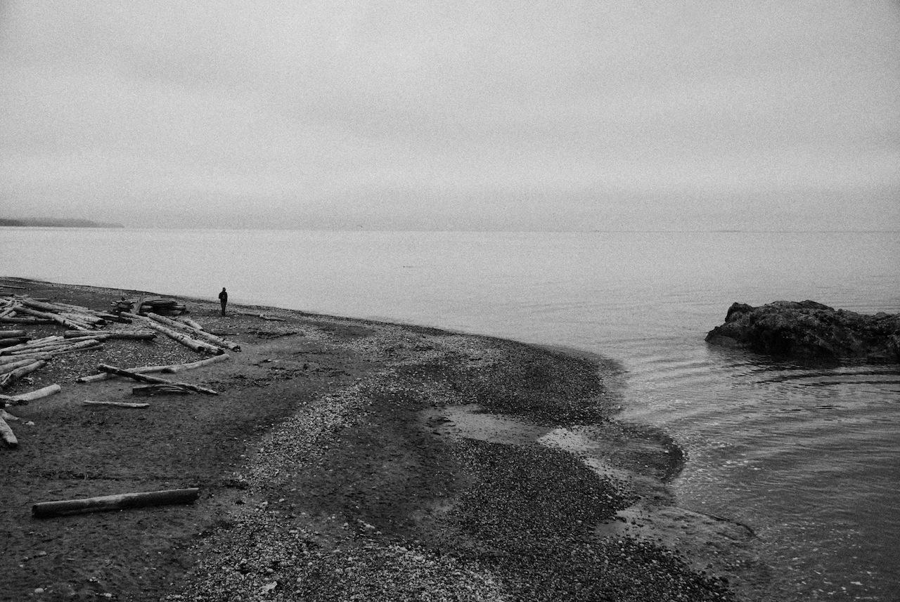Victor Chudnovsky on Puget Sound