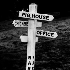 Pig House Kelsey Creek Park Bellevue