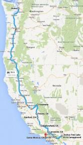 Trip to LA