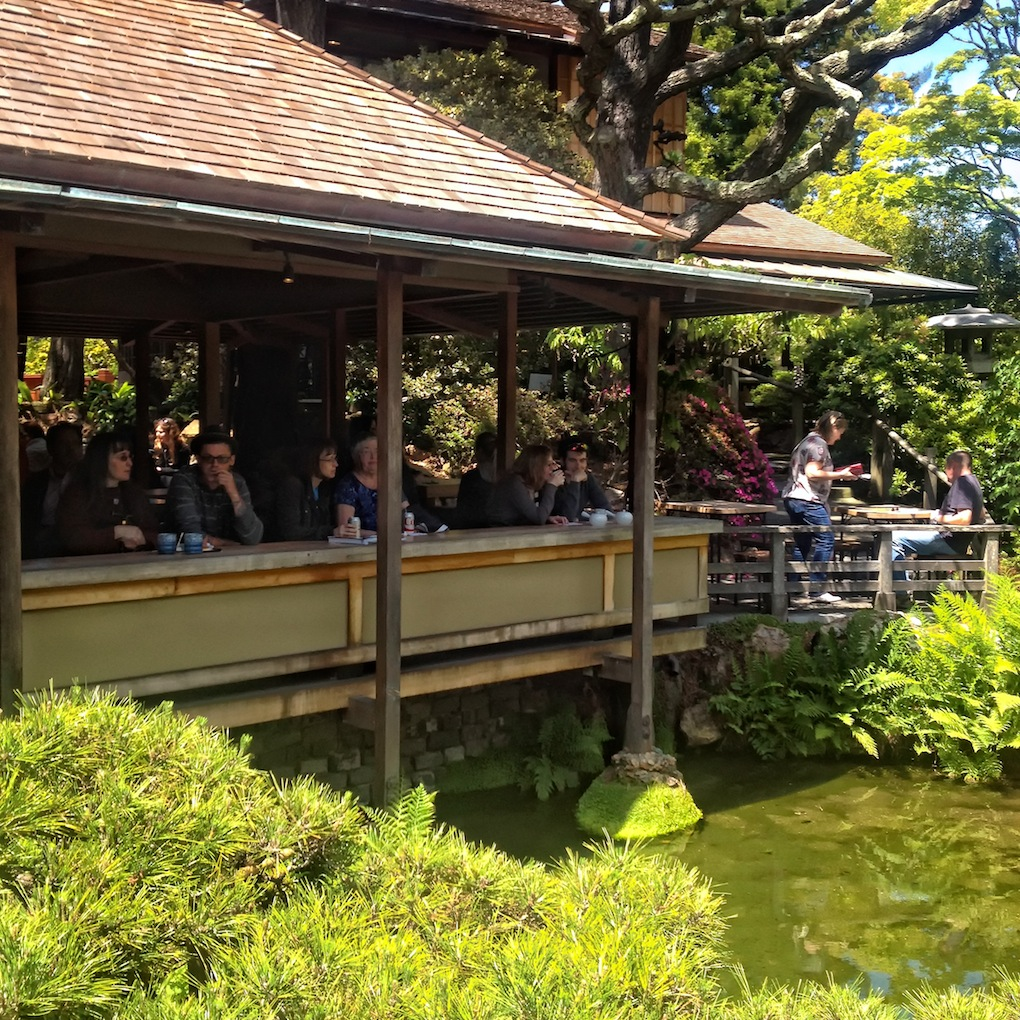 Tea House, Golden Gate Park