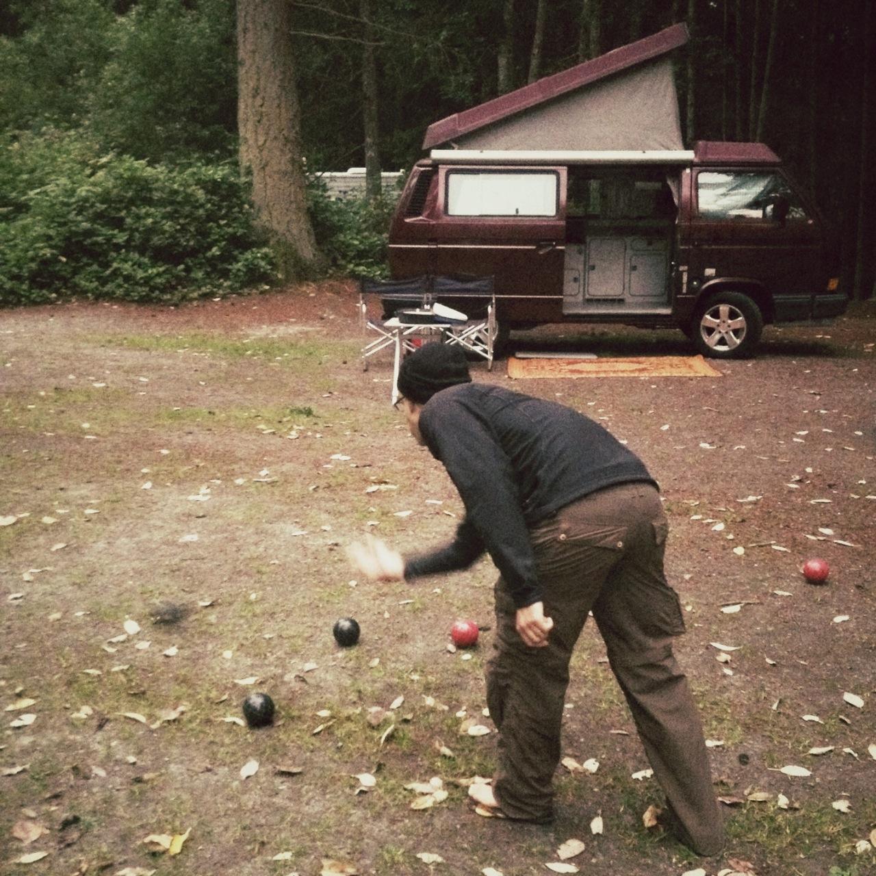 V Chudnovsky Playing Boules