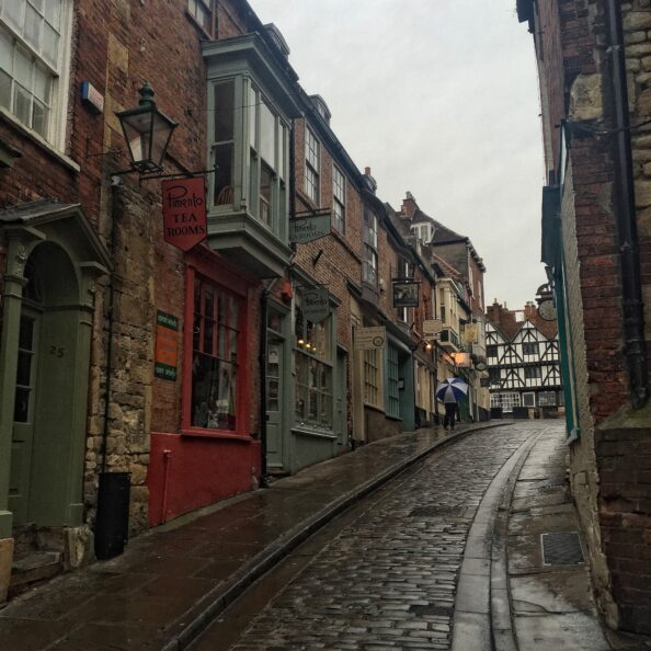 Lincoln Steep Hill England