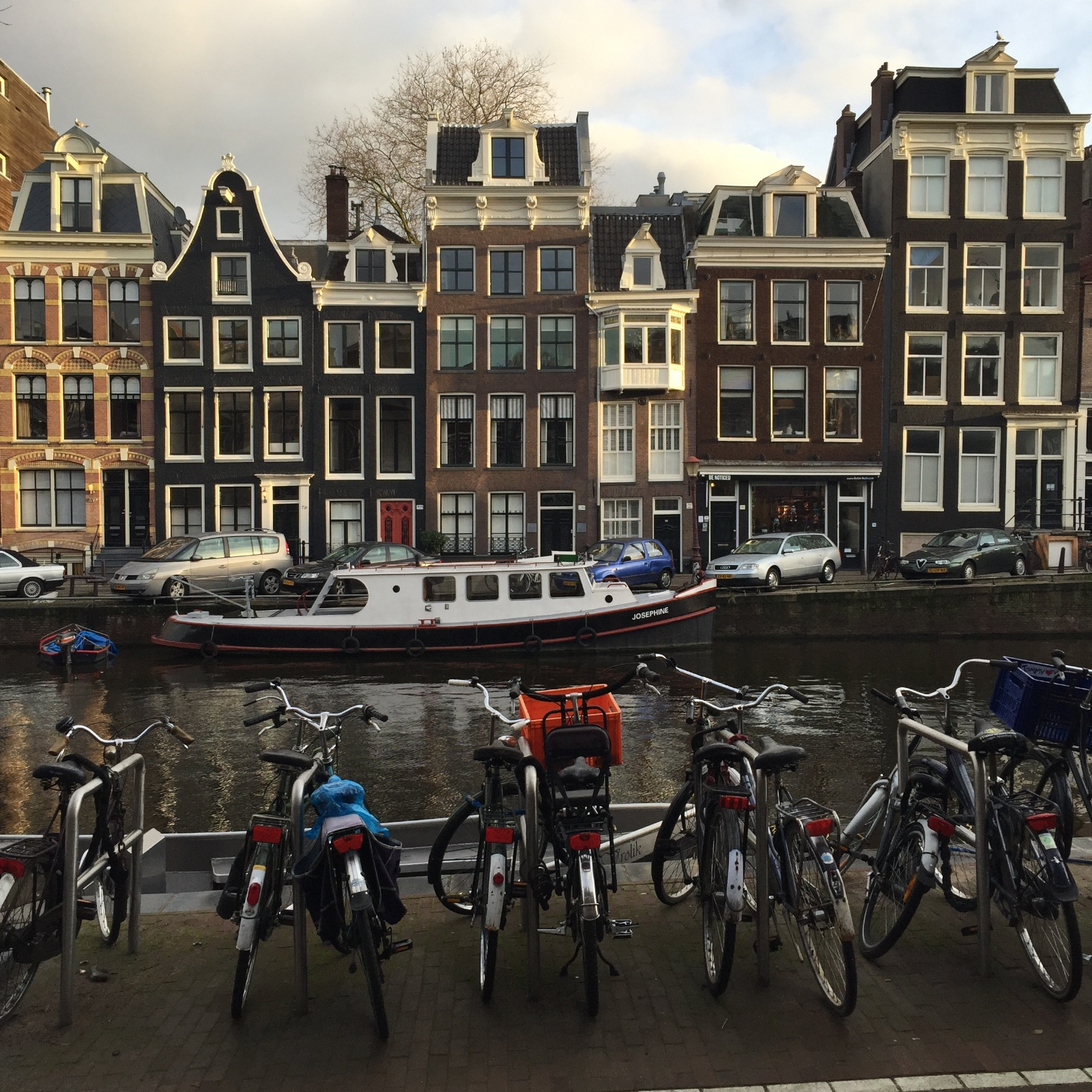 Amsterdam_ Canal View
