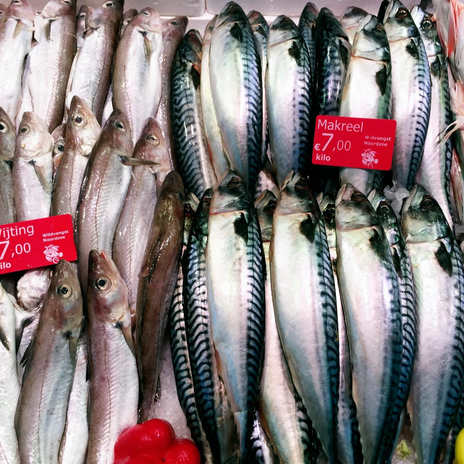 Amsterdam_ Fish Monger