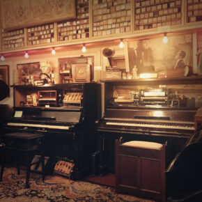 Unexpected Delights: The Pianola Museum