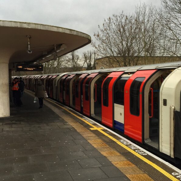 This is the Tube not in a tube. I still love it. And you can take to Epping Forest, zone 6.