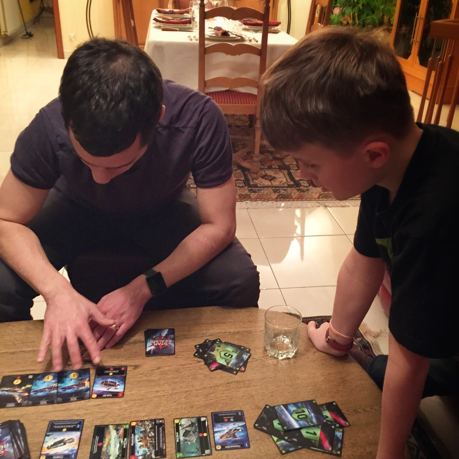 Creating another Star Realms junkie