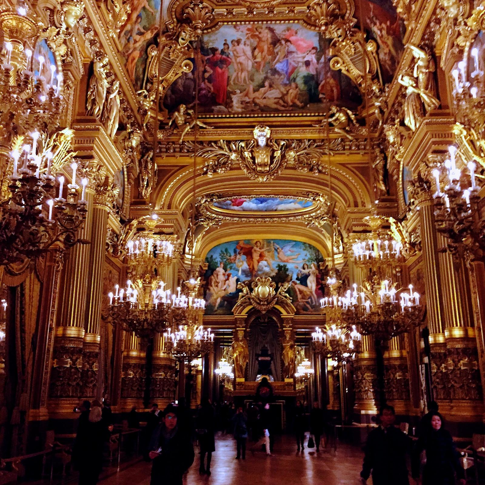Paris_Opera House 1