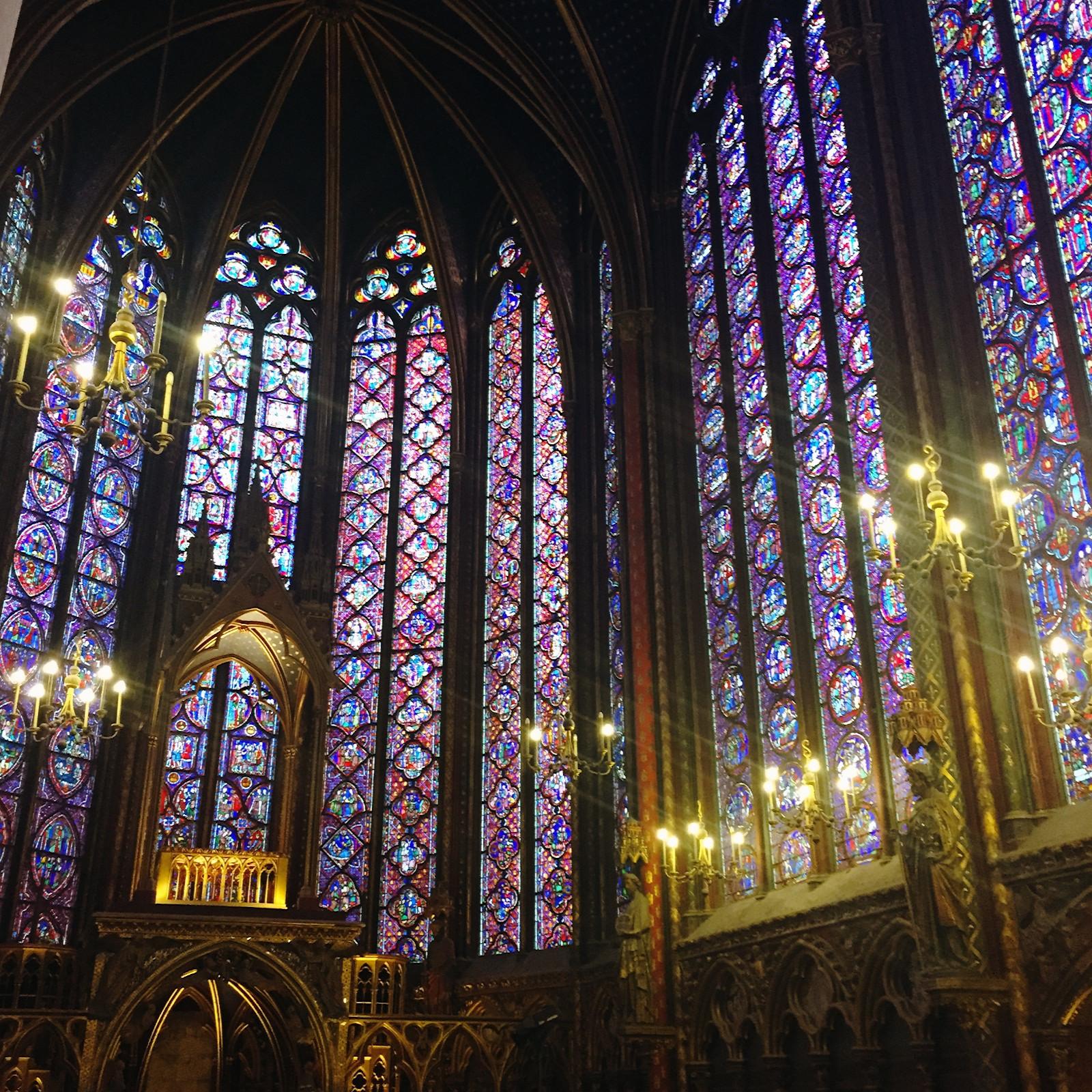 Paris_Saint Chapelle 1