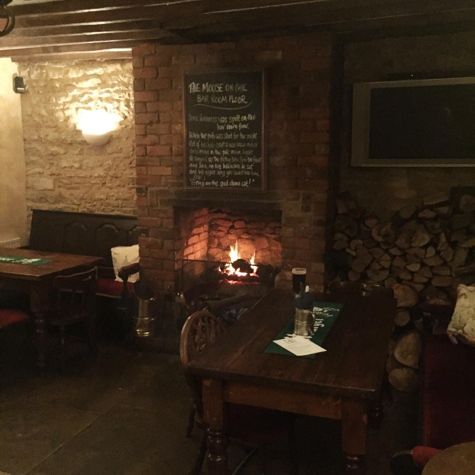Clare Snug Bluebell Pub Helpston_Clare Walk