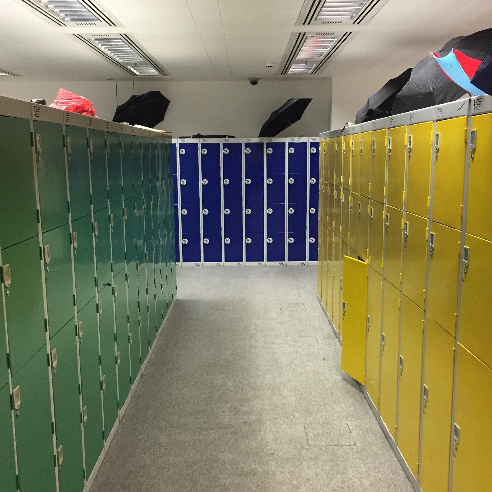 British Library Storage
