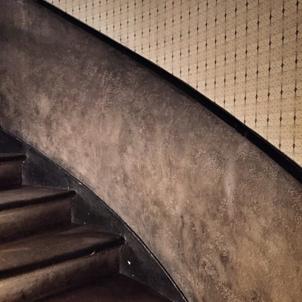Stairs at Wolseley.