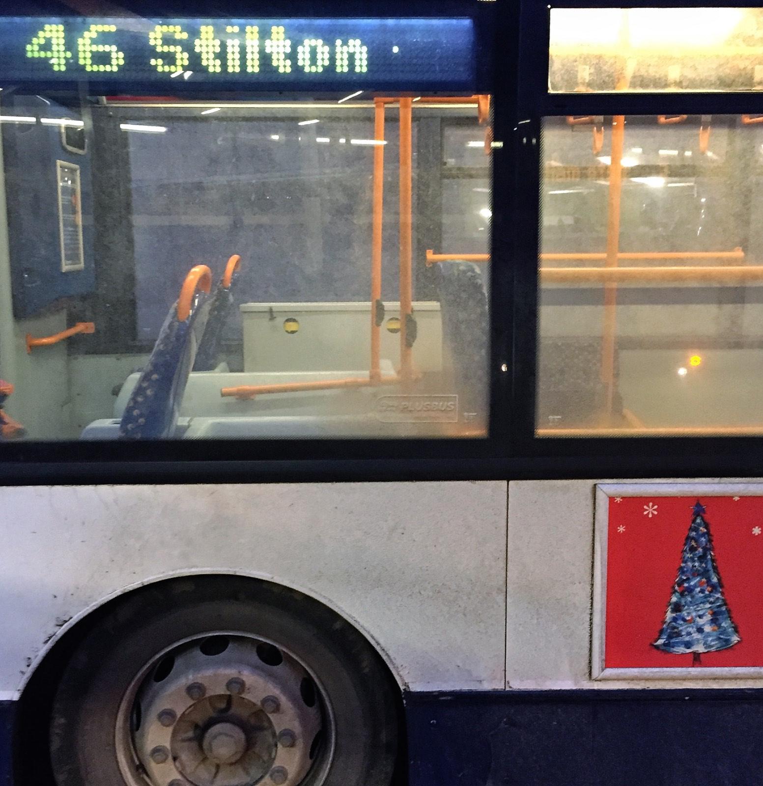 Stilton Bus