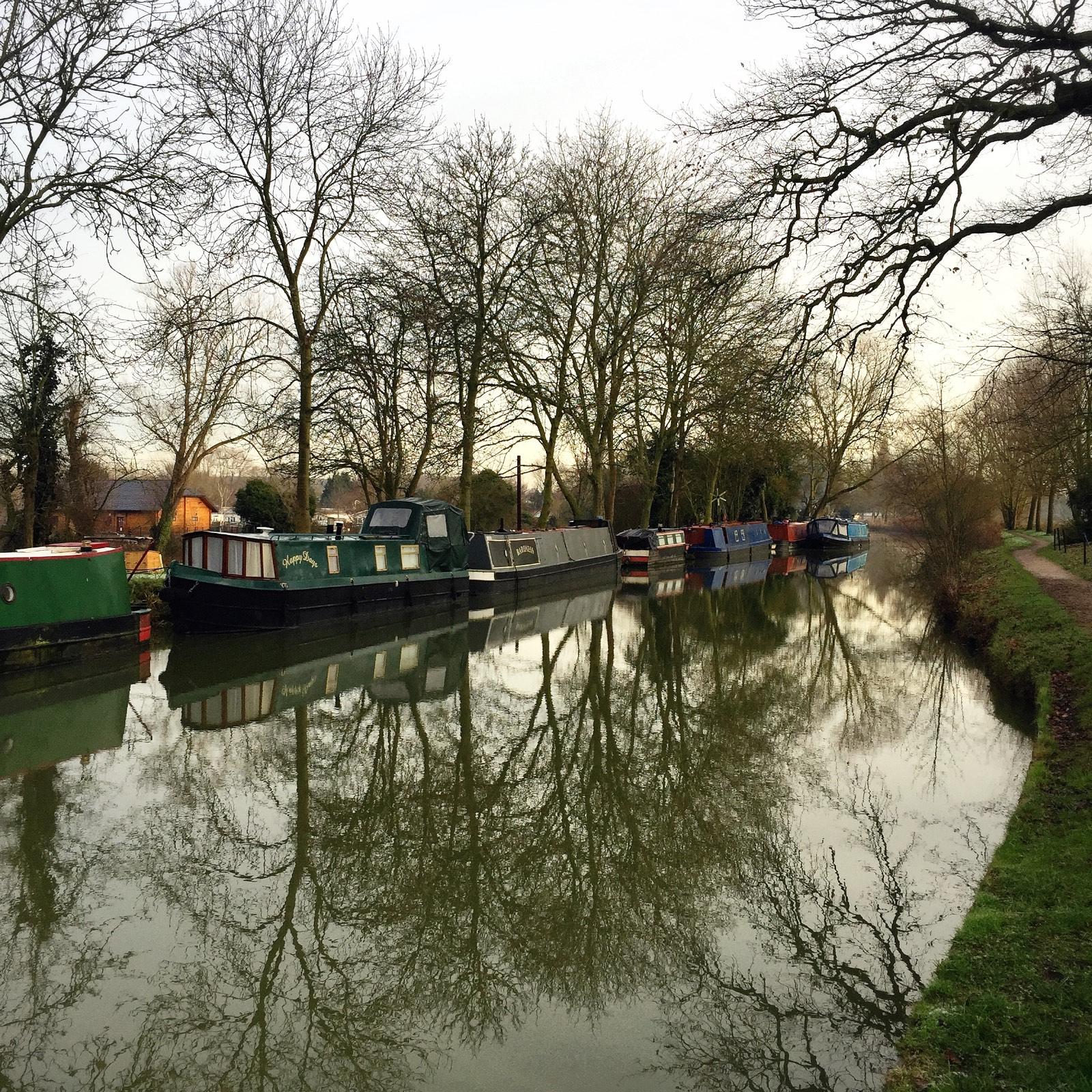 River Stort UK