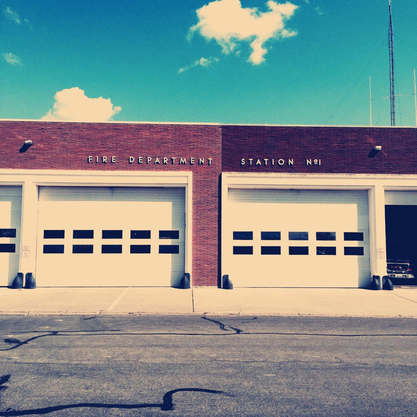 Ellensburg Fire Station 1